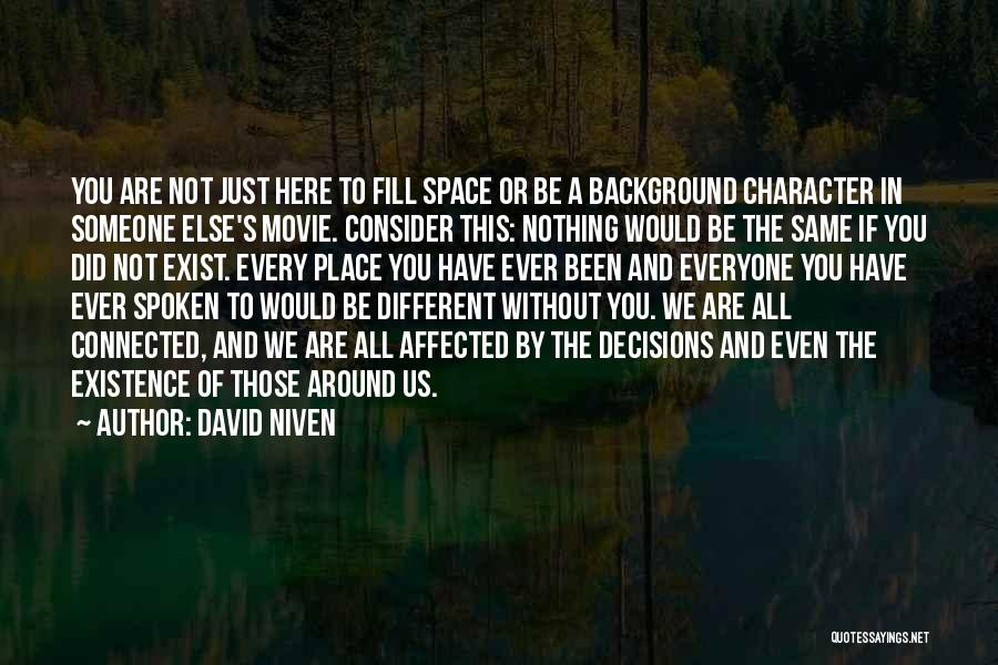David Niven Quotes 818903
