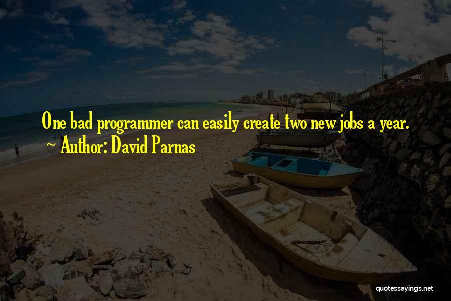 David Parnas Quotes 1157799