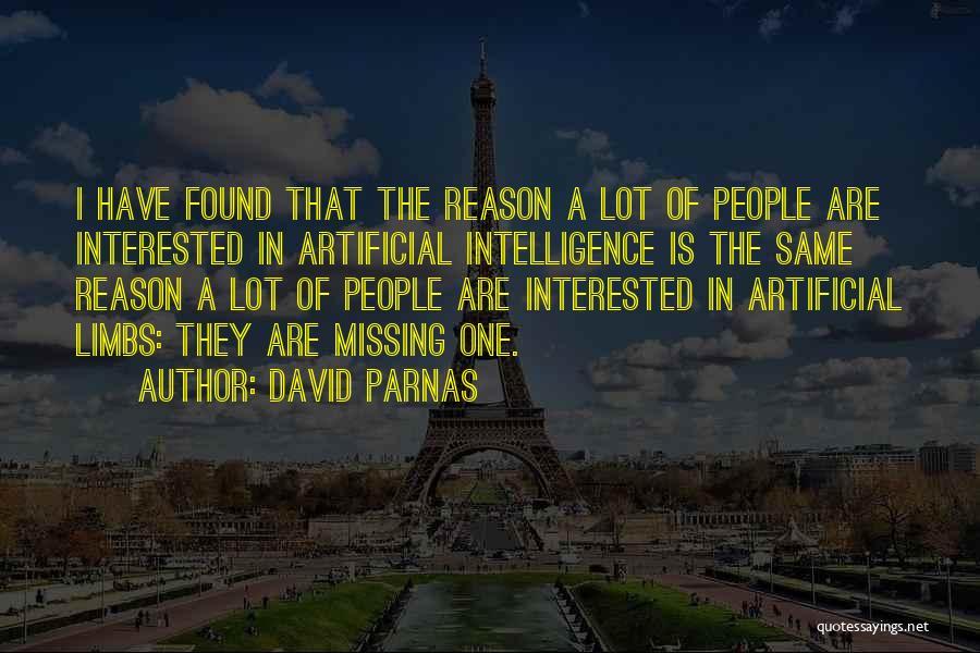 David Parnas Quotes 1937725