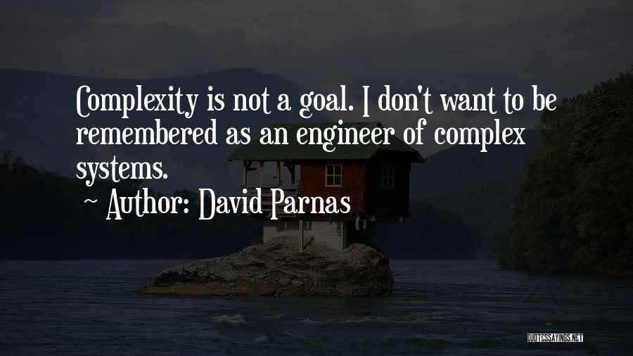 David Parnas Quotes 1949010