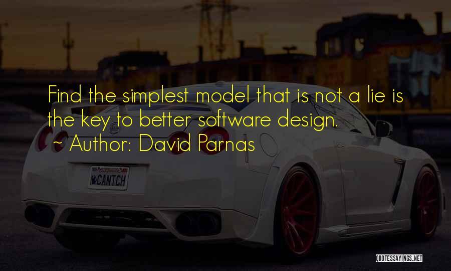 David Parnas Quotes 2065827