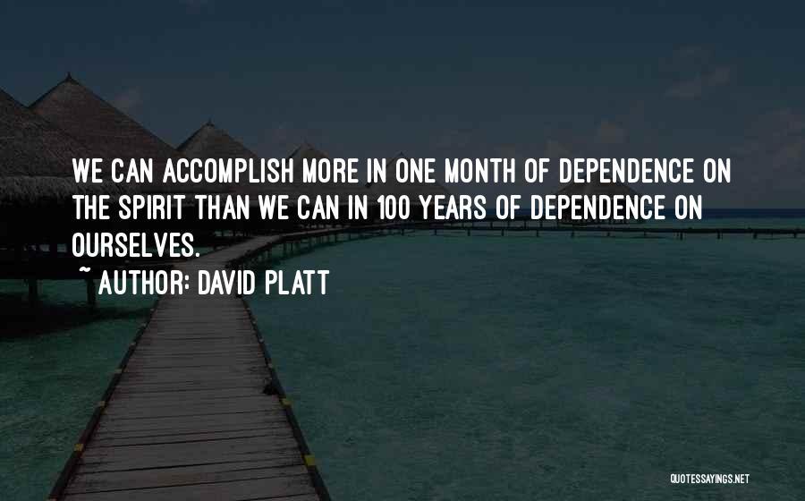 David Platt Quotes 1141747