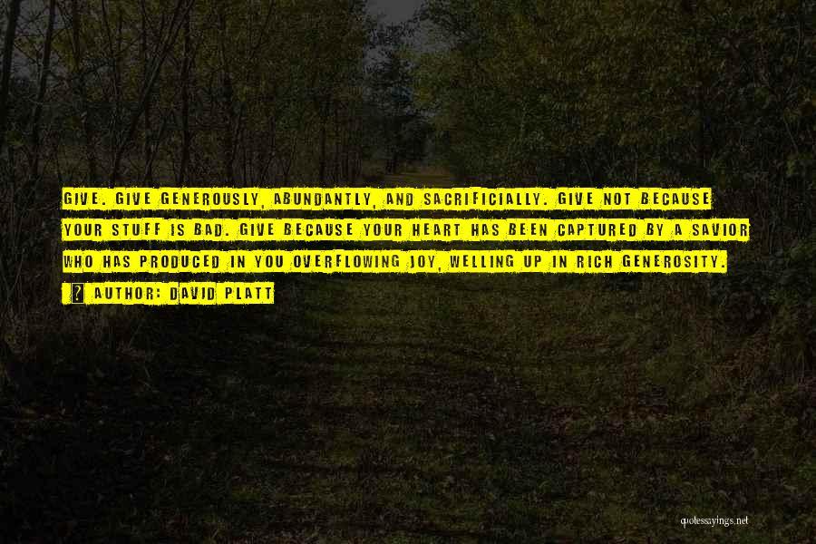 David Platt Quotes 1506170