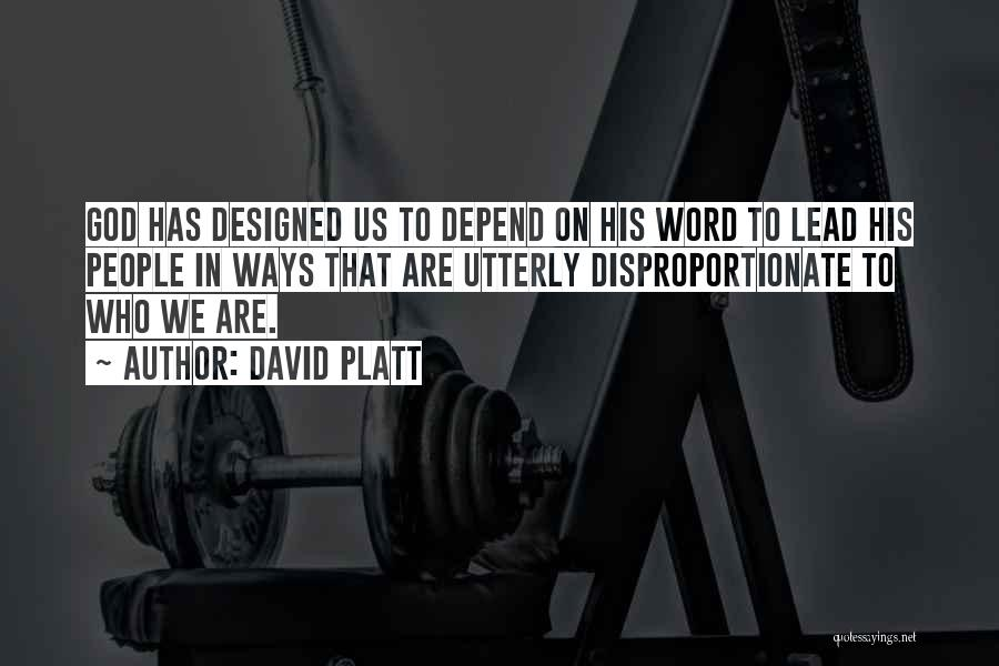 David Platt Quotes 1527247