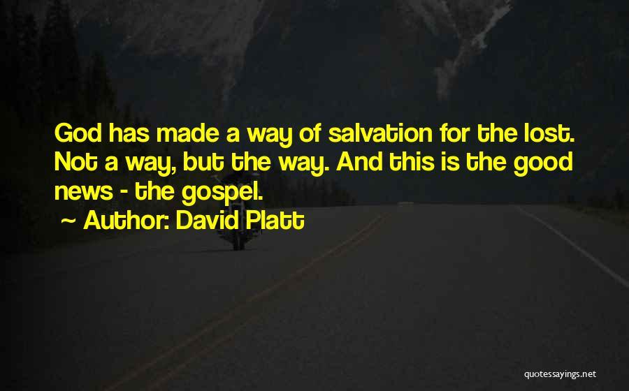 David Platt Quotes 1628238