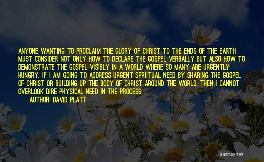 David Platt Quotes 1652540