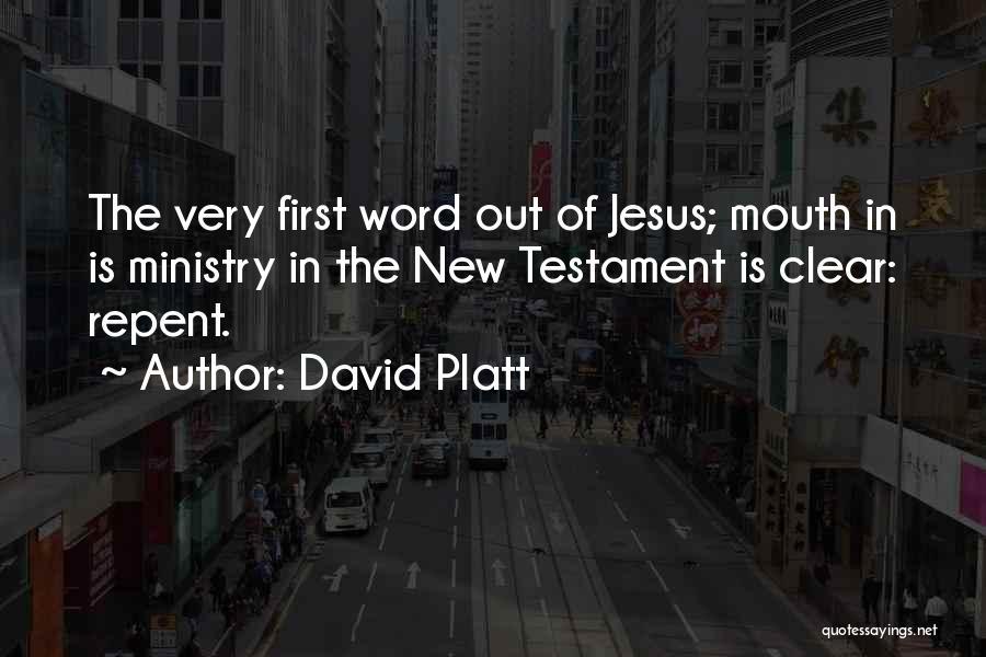 David Platt Quotes 1720711