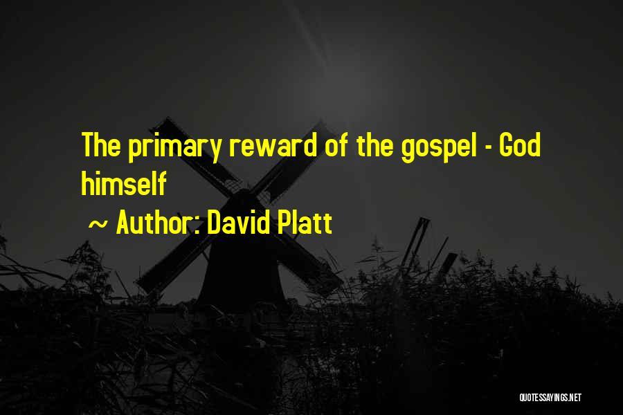 David Platt Quotes 1798448