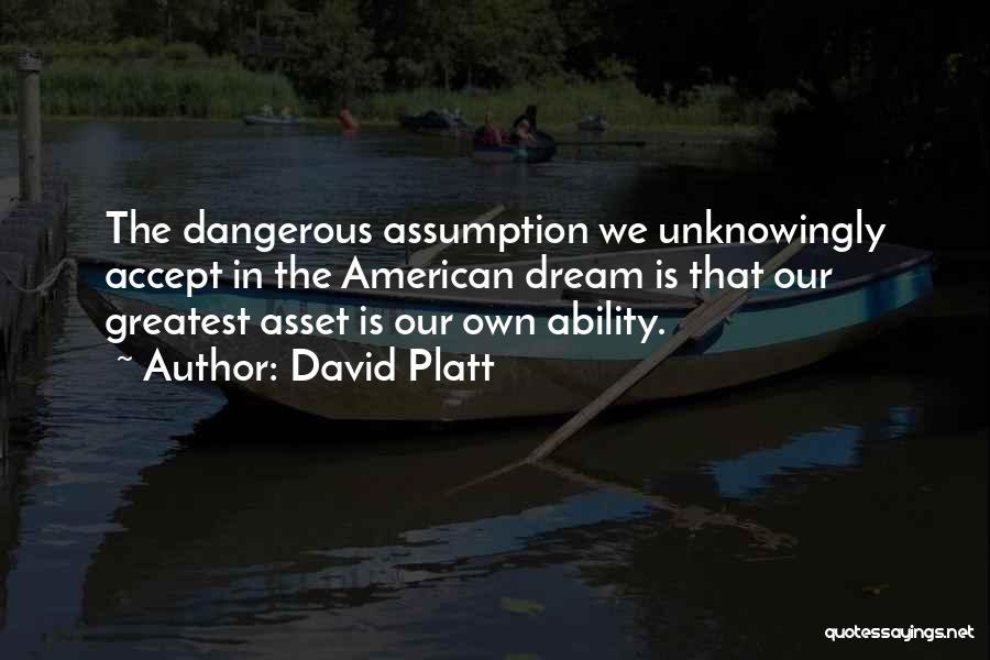 David Platt Quotes 1837375