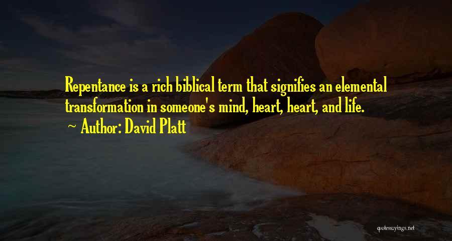 David Platt Quotes 1932182
