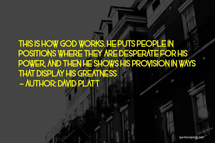 David Platt Quotes 2032808
