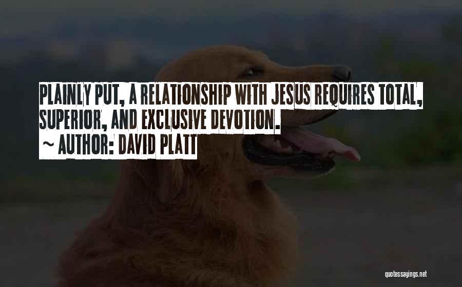 David Platt Quotes 2191551