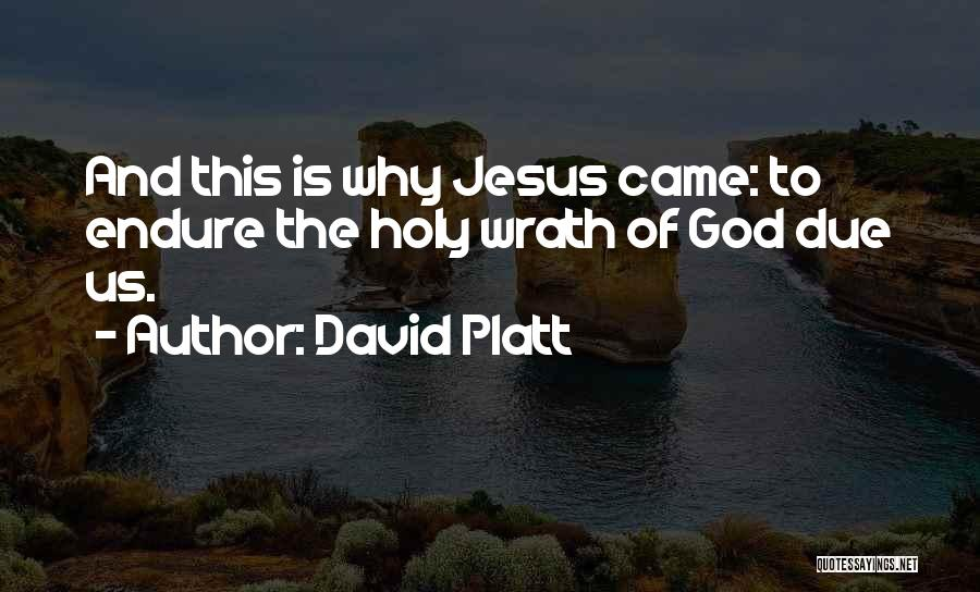 David Platt Quotes 507305