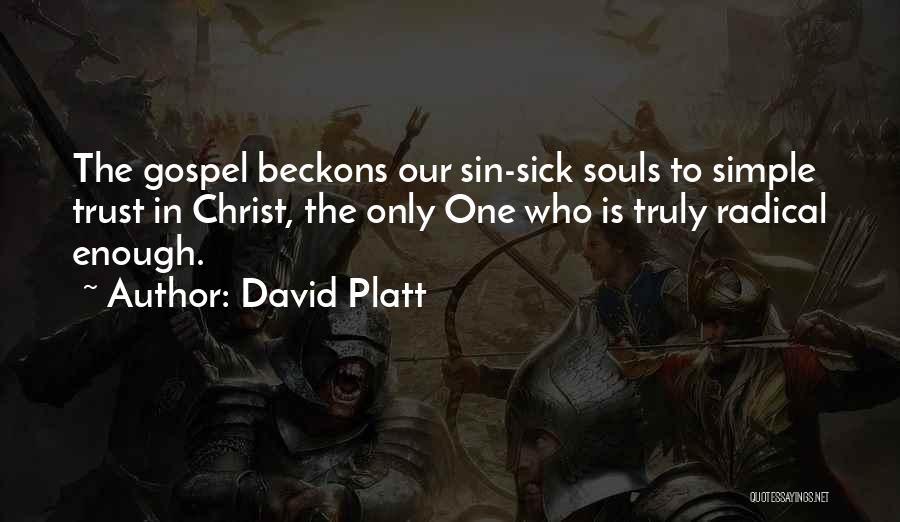David Platt Quotes 675287