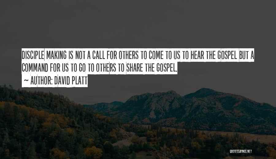 David Platt Quotes 977793