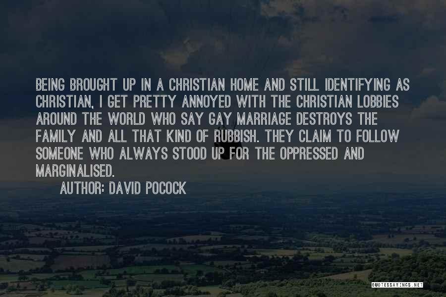 David Pocock Quotes 1014944