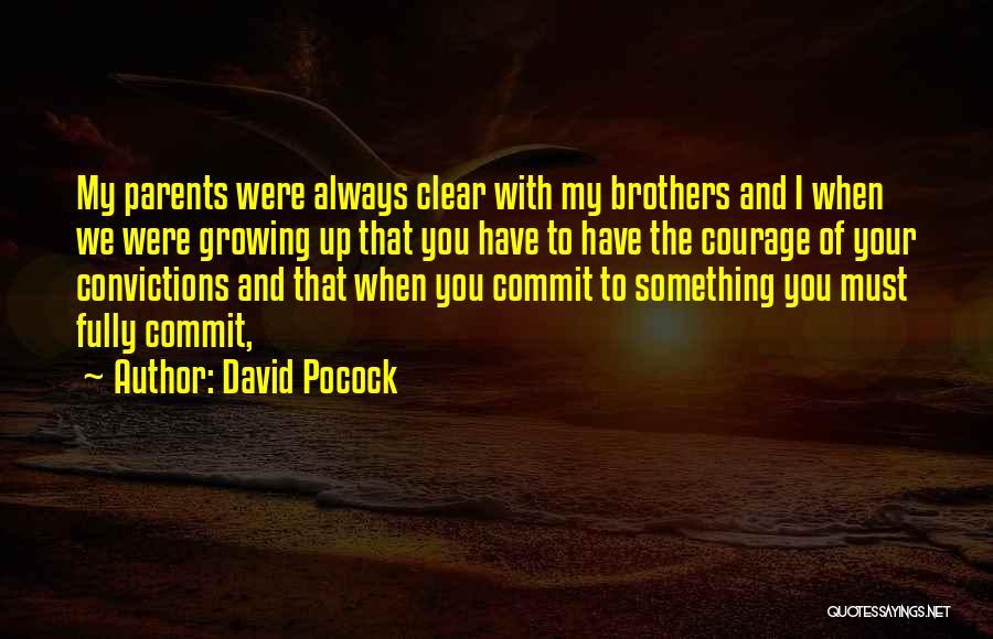 David Pocock Quotes 504535