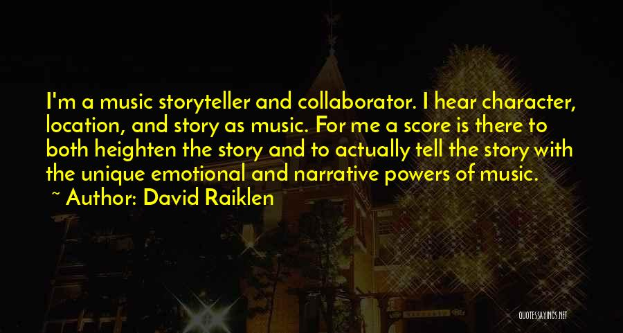 David Raiklen Quotes 402502
