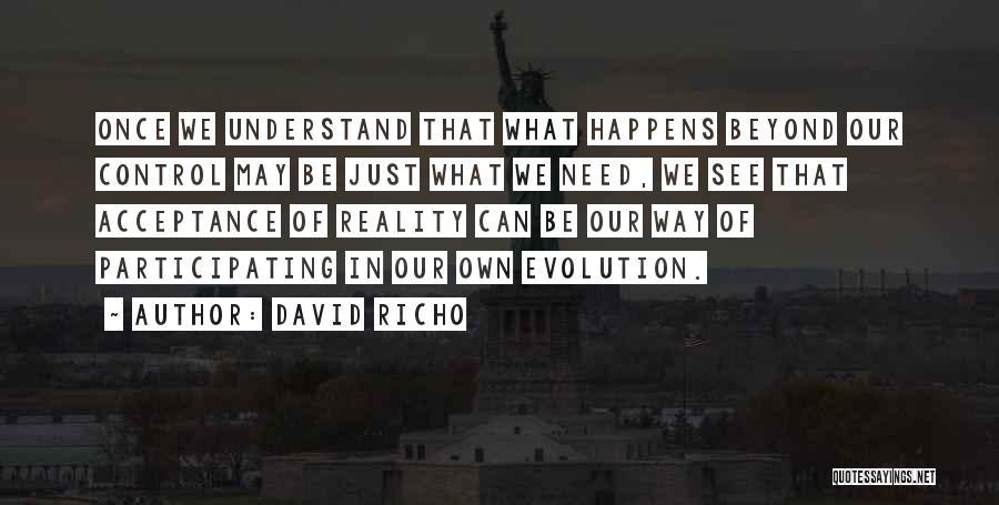 David Richo Quotes 1032422