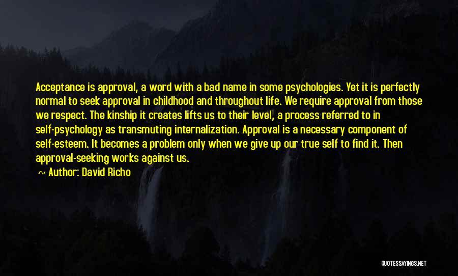 David Richo Quotes 110269