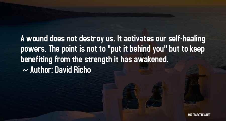 David Richo Quotes 1238322
