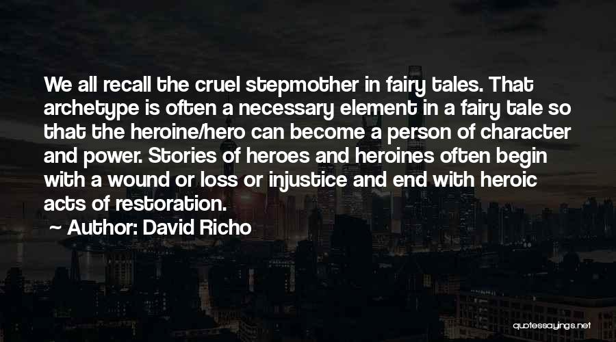 David Richo Quotes 1673414