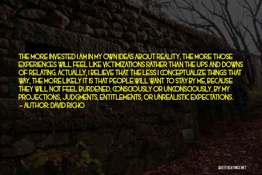 David Richo Quotes 2049967