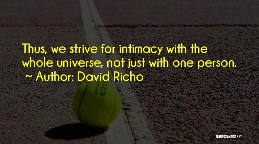 David Richo Quotes 2132123