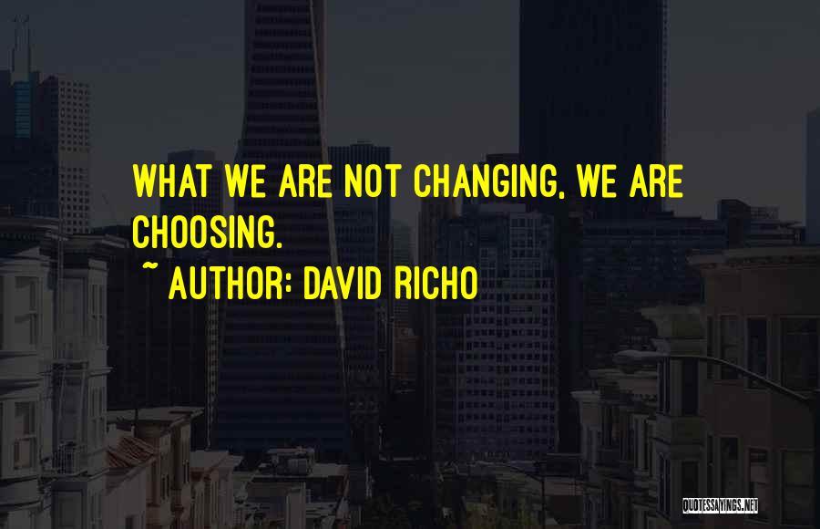 David Richo Quotes 362595