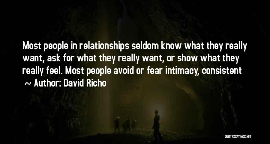 David Richo Quotes 438242