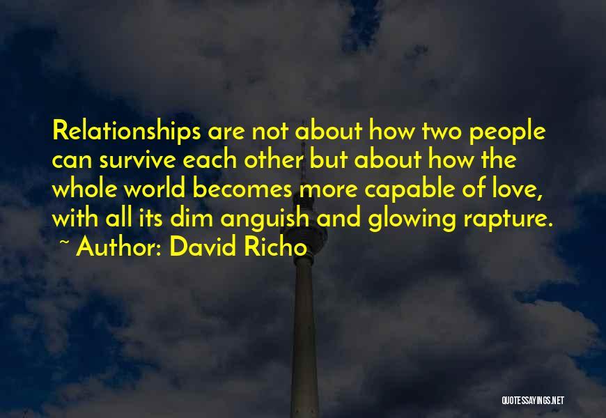 David Richo Quotes 509977