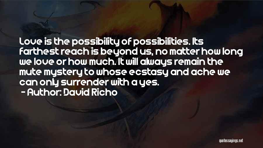 David Richo Quotes 718082