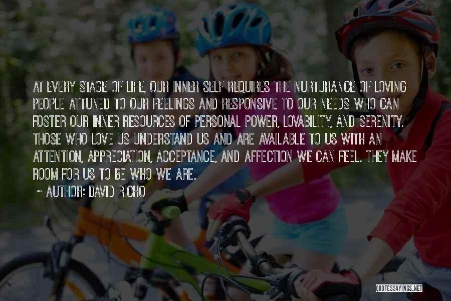 David Richo Quotes 826928