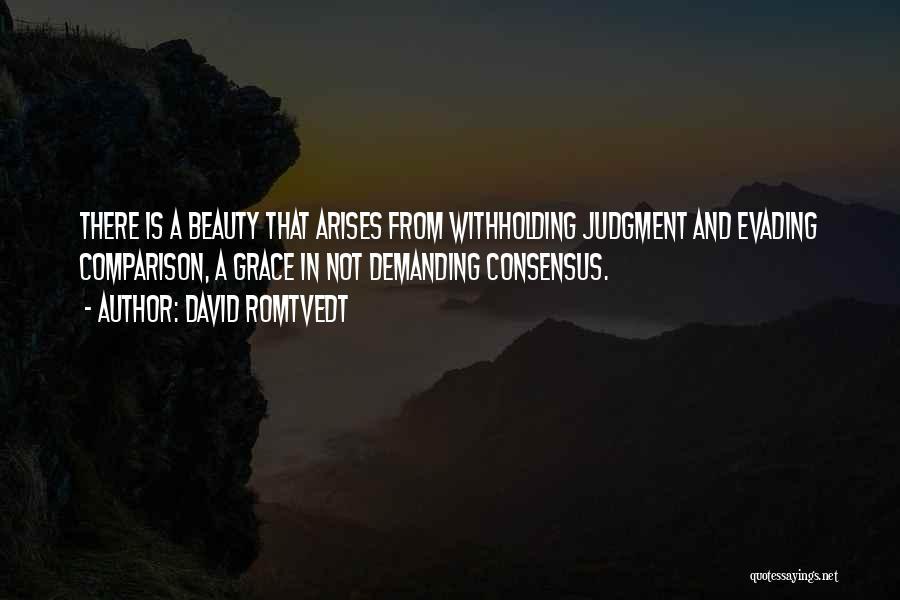 David Romtvedt Quotes 505502