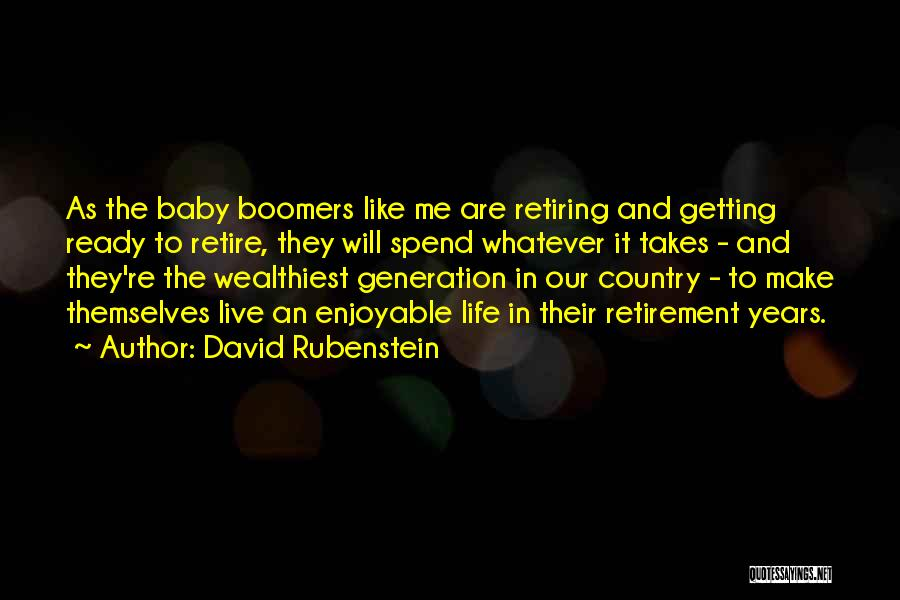 David Rubenstein Quotes 2160384
