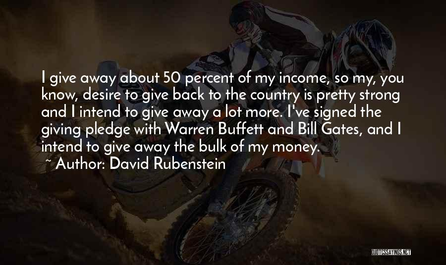 David Rubenstein Quotes 247763
