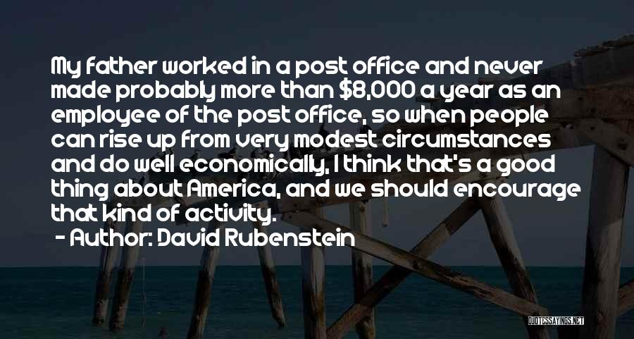 David Rubenstein Quotes 587623