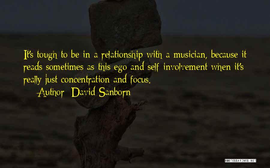 David Sanborn Quotes 818277