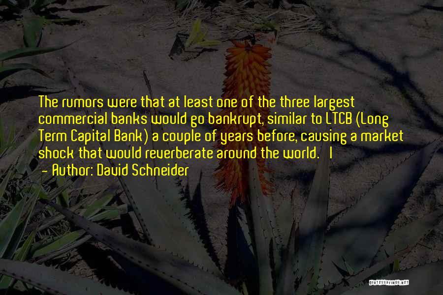 David Schneider Quotes 83251