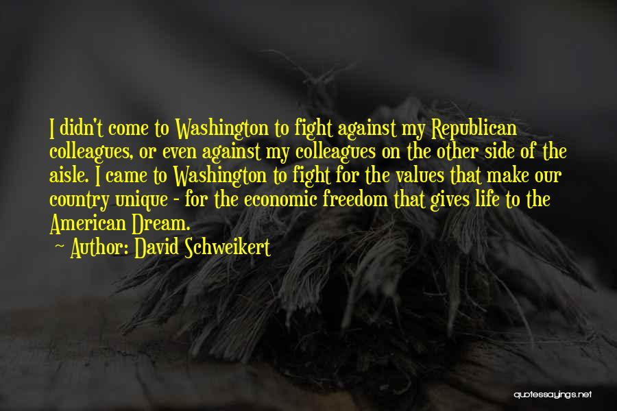 David Schweikert Quotes 199546