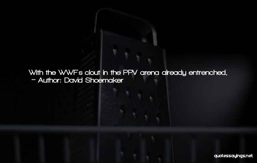 David Shoemaker Quotes 1420586