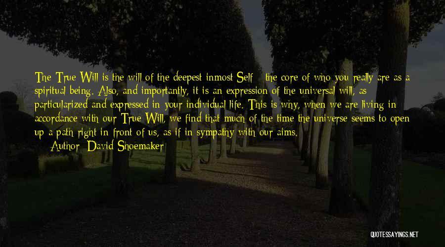 David Shoemaker Quotes 661789