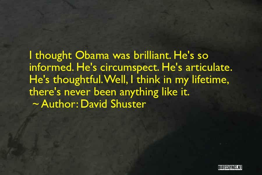 David Shuster Quotes 1064952