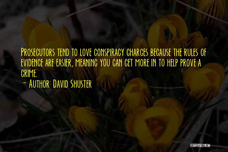 David Shuster Quotes 1099660