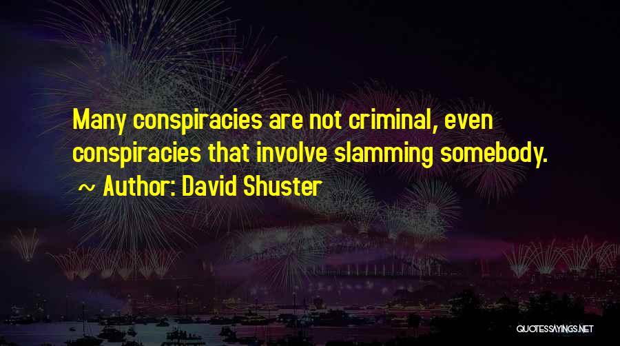 David Shuster Quotes 1126658
