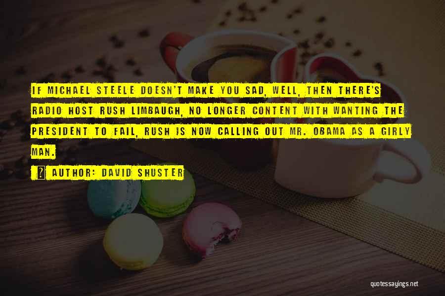 David Shuster Quotes 1671960