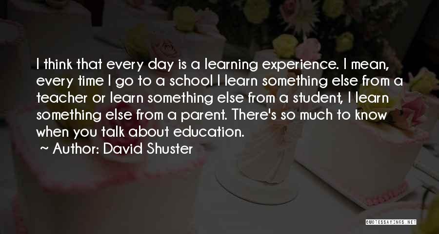 David Shuster Quotes 1836175