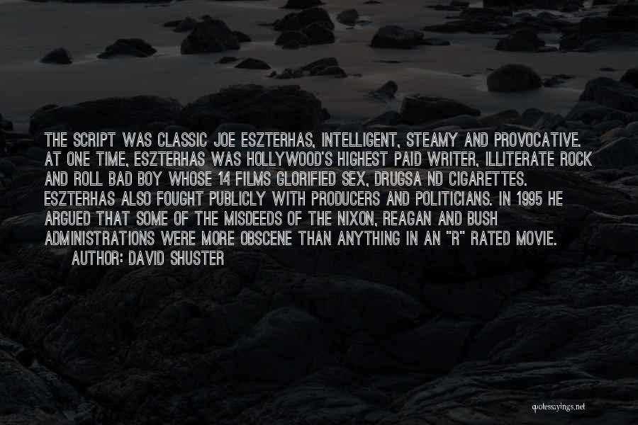 David Shuster Quotes 399979