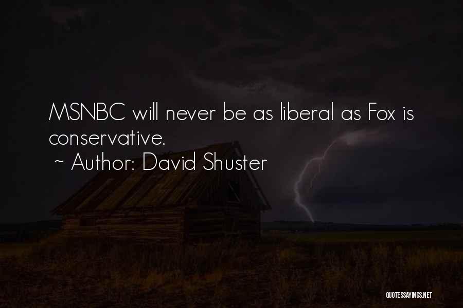 David Shuster Quotes 761295