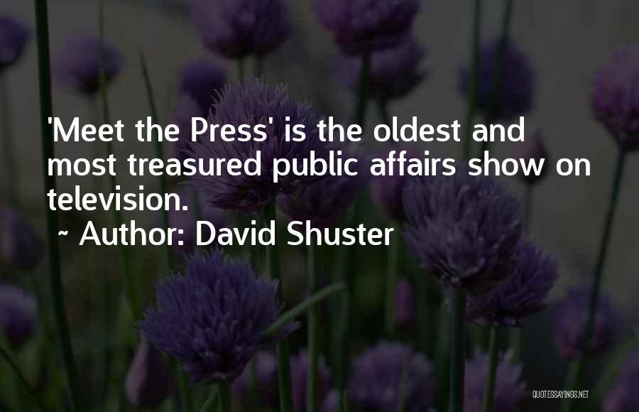 David Shuster Quotes 768239